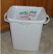 Picture A Trash Can Liner
