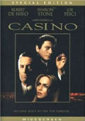 image of Casino DVD; click to view on Amazon dot com