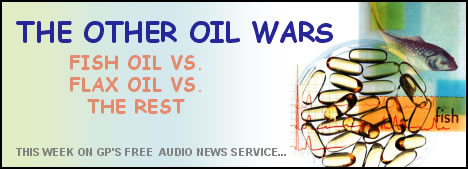 Audio news mp3 downloads archive food nutrition for Flax oil vs fish oil