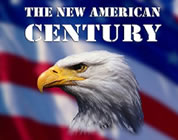 video - us empire / military industrial complex link; thumb of bald eagle against american flag backdrop