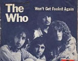 cover for song WON'T GET FOOLED AGAIN