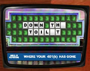 TV game show board; click to go to animation page at external site; opens in new window