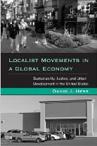 book cover for Localist Movements in a Global Economy, by David J. Hess, 5/29/2009