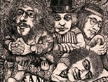 image from album cover for Jethro Tull - Stand Up; click to see animation/video at external site; opens in new window