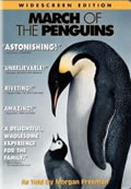 DVD cover for March of the Penguins