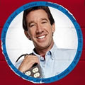 image of Tim Allen; click to view related items on Amazon dot com