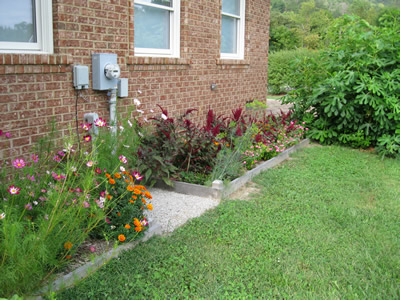 Edible Yard Trees More Perennials And Beds High End